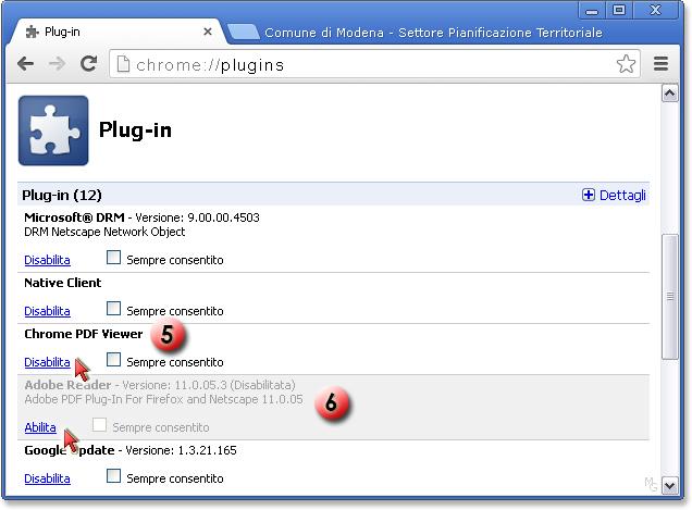 Plugin pdf google chrome